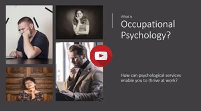 Video - Occupational Psychology